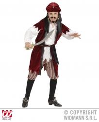Karneval Jungen Kostüm KARIBISCHER PIRAT