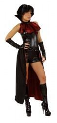 Karneval Damen Kostüm Sexy Vampir