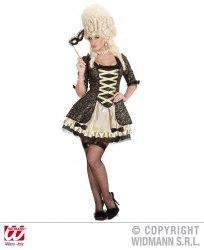 Karneval Damen Kostüm Barock Königin