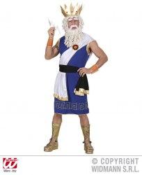 Karneval Herren Kostüm Griechischer Gott ZEUS