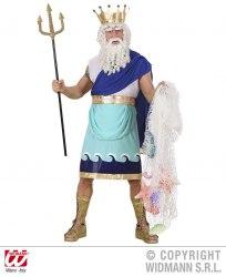 Karneval Herren Kostüm POSEIDON