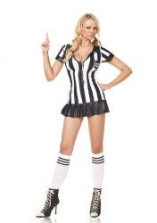 Leg Avenue Damen Kostüm Schiedsrichterin