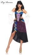 Leg Avenue Karneval Damen Kostüm Zigeunerin