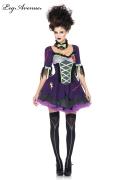 Leg Avenue Karneval Halloween Damen Kostüm Frankies Braut
