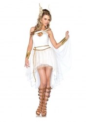 Leg Avenue Karneval Damen Kostüm Göttin Hermes
