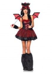Leg Avenue Karneval Halloween Damen Kostüm Dämon Drache