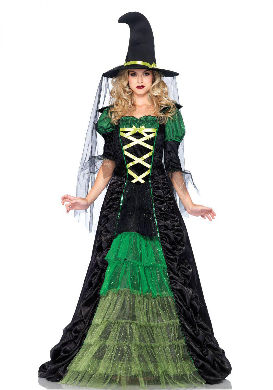 leg avenue karneval halloween damen kost m m rchen hexe. Black Bedroom Furniture Sets. Home Design Ideas