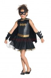 DC™ Superheroes Mädchen Kostüm BATGIRL™