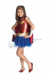 DC™ Superheroes Mädchen Kostüm WONDER WOMAN™