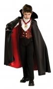 Karneval Halloween Jungen Kostüm TRANSYLVANIAN VAMPIRE
