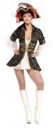 Karneval Damen Kostüm Piratin PIRATE QUEEN
