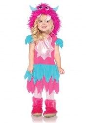 Karneval Halloween Mädchen Kostüm Sweetheart Monster