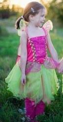 Great Pretenders Karneval Mädchen Kostüm Himbeer Fee