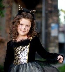 Great Pretenders Mädchen Kostüm Katze PRETTY KITTY