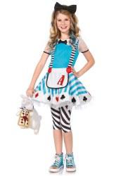 Leg Avenue Karneval Kinder Kostüm Alice im Wunderland