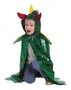Great Pretenders Karneval Kinder Kostüm DRACHEN CAPE