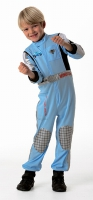 DISNEY Jungen Kostüm CARS 2 MC MISSILE