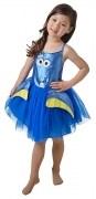 DISNEY Karneval Mädchen Kostüm Dory Classic