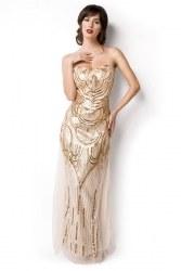 Damen Partykleid Abend Kleid Nixie