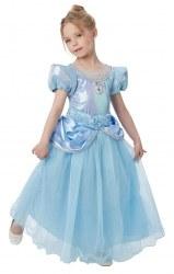 Disney Karneval Mädchen Kostüm Cinderella Premium