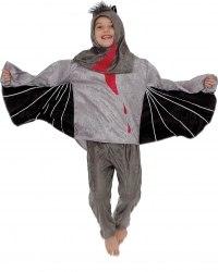 Fantasi Karneval Unisex Kostüm Fledermaus