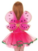 Great Pretenders Karneval Kinder Mädchen Kostüm Set Melone