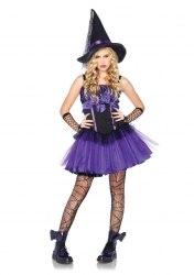 Leg Avenue Tween Mädchen Kostüm Hexe Wicked Witch