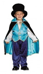 Karneval Baby Kostüm Kleiner Zauberer