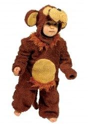 Karneval Baby Kostüm Kuschel-Affe