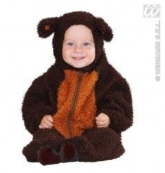 Karneval Baby Kostüm Kuschel-Bär