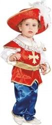 Karneval Baby Kostüm Musketier