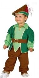 Karneval Baby Kostüm Peter Hood