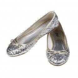 Souza Ballerinas Alisa silber glitter