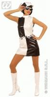 Karneval Damen Kostüm 60er Chic