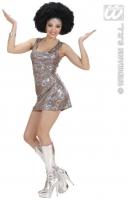 Karneval Damen Kostüm 70er DISCO DIVA