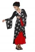 Karneval Damen Kostüm Asiatin Geisha