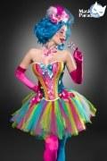 Karneval Damen Kostüm Candy Girl