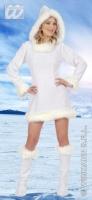 Karneval Damen Kostüm ESKIMO GIRL