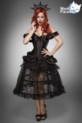 Karneval Damen Kostüm Gothic Queen