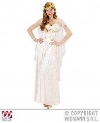 Karneval Damen Kostüm Griechische Göttin ivory
