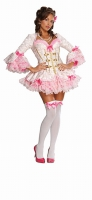 Karneval Damen Kostüm MON AMI