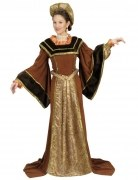 Karneval Damen Kostüm Mittelalter Tudor