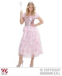 Karneval Damen Kostüm Prinzessin ROSA FEE