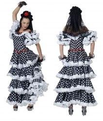 Karneval Damen Kostüm Spanierin Spanish Lolita