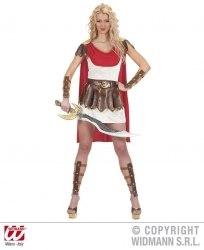 Karneval Damen Kostüm Spartanerin