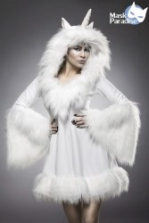 Karneval Damen Kostüm Glamour-Einhorn