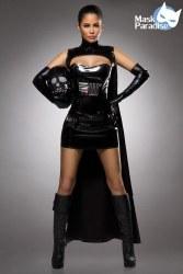 Karneval Damen Kostüm Set Dark Lord