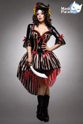 Karneval Damen Kostüm Sexy Pirat