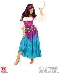 Karneval Damenkostüm Zigeunerin Gypsy