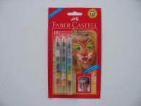 Karneval Faber Castell Schminkfarben
